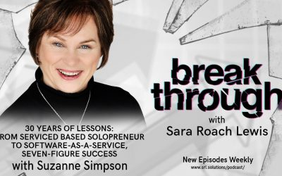 E23: Suzanne Simpson – 30 Years of Lessons: From Serviced Based Solopreneur to Software-as-a-Service, Seven-Figure Success