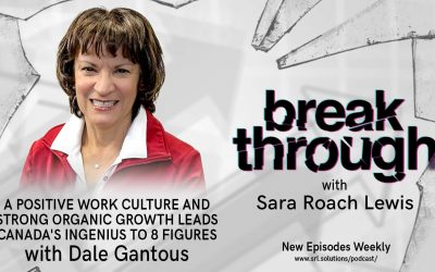 E26: Dale Gantous – A Positive Work Culture and Strong Organic Growth Leads Canada's InGenius to 8 Figures